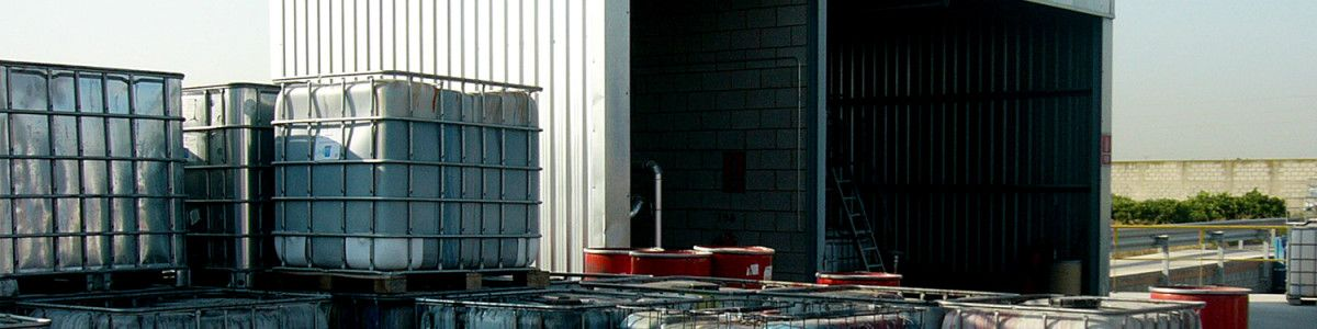 residus industrials, residuos industriales