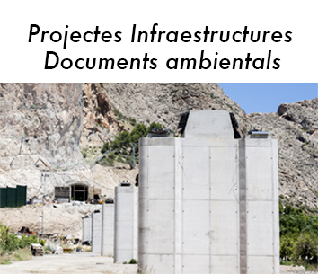 Impacte ambiental infraestructures