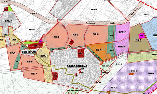 Plan General estructural